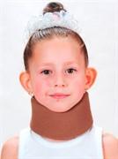 Бандаж для шейного отдела позвоночника Реабилитимед Ортез-2Д шина Шанца для детей ХЛОПОК в составе