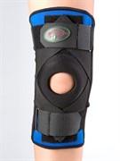 Наколенник ортопедическийдля сильной фиксации колена и перекрестных связокРеабилитимедК-1ПС
