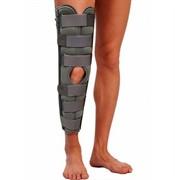 Бандаж для полной фиксации коленного сустава (тутор) Тривес Т-8506