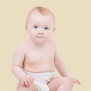 80% ХЛОПОК Бандаж детский при вентральных (пупочных) грыжах Тривес Т-1430