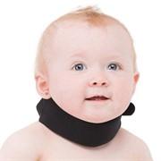 92% ХЛОПОК - Бандажи для шейного отдела позвоночника Тривес ТВ-000, ТВ-001 Expert шина Шанца для новорожденных и грудничков