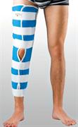 Бандаж на коленный сустав с четырьмя ребрами жесткости Реабилитимед Тутор-Н