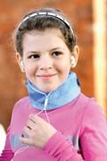 Детский ортез для поддержки шейного отдела позвоночника medi Collar soft