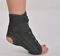 Бандаж для голеностопного сустава на шнуровке Тиса БГС-3