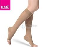 Компрессионные гольфы MEDIVEN PLUS medi 1 и 2 класс компрессии с открытым и закрытым носком для женщин и мужчин