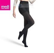 ЖЕНСКИЕ ТОНКИЕ ПРОЗРАЧНЫЕ компрессионные колготки MEDIVEN ELEGANCE medi 1 и 2 класс компрессии с закрытым носком