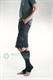 Компрессионные гольфы Soloventex 2 класс компрессии хлопок открытый носок для мужчин