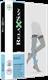 Компрессионные чулки RELAXSAN BASIC 140 DEN PLUS 2 класс компрессии закрытый носок для женщин