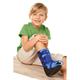 Детский жесткий ортез для голеностопного сустава medi Walker boot