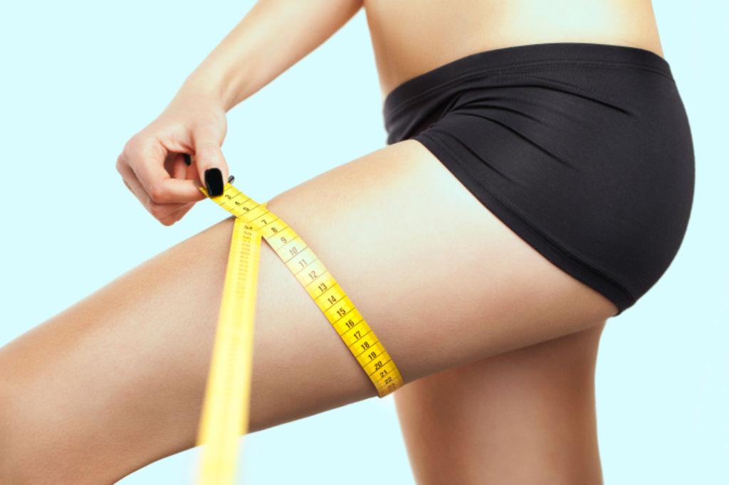 Как измерить ногу