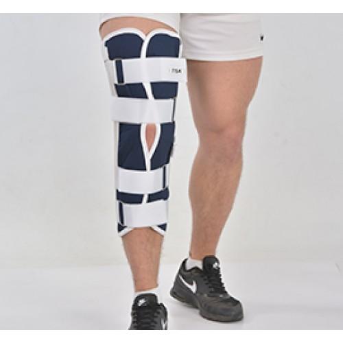 Тутор на коленный сустав с тремя ребрами жесткости Тиса ПНК-1к