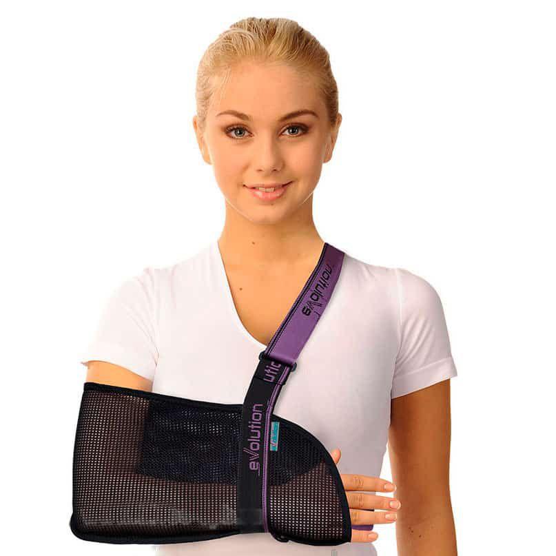Бандаж поддерживающий на плечевой сустав (косынка) Тривес Т-8191