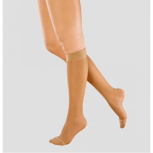 Компрессионные гольфы RxFit с умеренной компрессией (профилактические) закрытый носок (мысок) для женщин и мужчин