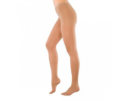 Женские компрессионные колготы RxFit с легкой компрессией профилактические с закрытым носком