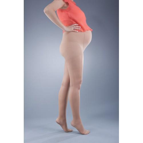 Компрессионные колготы Soloventex 160 DEN 1 класс компрессии с закрытым носком для беременных женщин