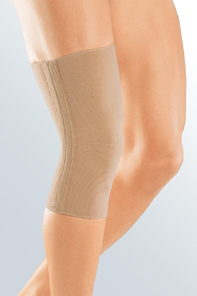 Бандаж компрессионныйдля коленного сустава Medi elastic knee supportc ребрами жесткости