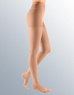 Компрессионные колготы MEDIVEN COMFORT medi 1 и 2 класс компрессии с открытым и закрытым носком для женщин и мужчин