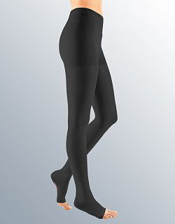 Компрессионные колготки MEDIVEN FORTE medi 3 класс компрессии с открытым носком для женщин и мужчин