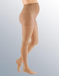 Компрессионные колготки для беременных MEDIVEN ELEGANCE medi 1 класс компрессии с закрытым носком