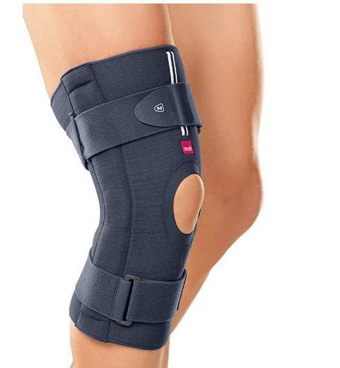 Бандаж для коленного сустава MediStabimed pro с полицентричными шарнирами