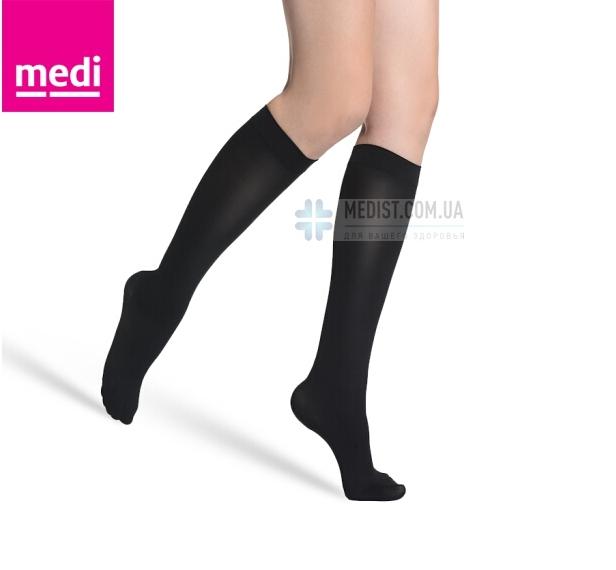 Компрессионные гольфы medi DUOMED 1 и 2 класс компрессии с открытым и закрытым носком для женщин и мужчин