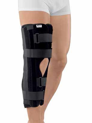 ХЛОПОК в составе Шина для коленного сустава Medi protect.Knee immobilizer universal